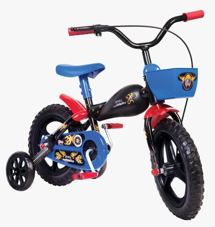 Imagem de Bicicleta Infantil Aro 12 Moto Bike - Styll Kids