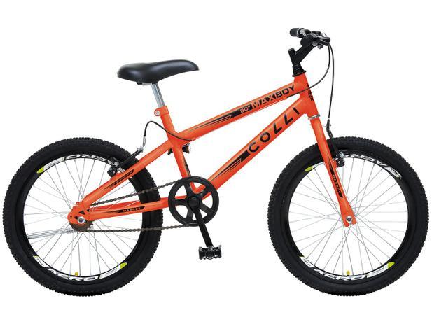Imagem de Bicicleta Infantil Aro 20 Colli Bike Max Boy