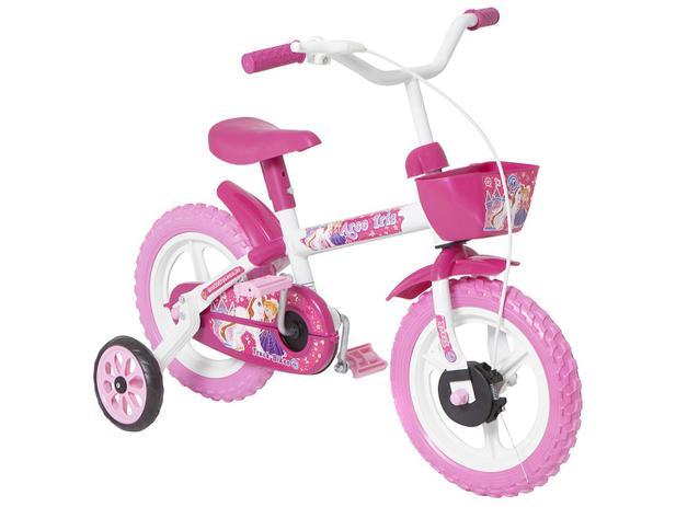 6f5c09546 Bicicleta Infantil Track Bikes Arco Iris W - Aro 12 - Bicicleta de ...