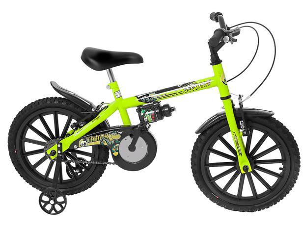 Imagem de Bicicleta Infantil Track  Bikes Dino Neon Aro 16