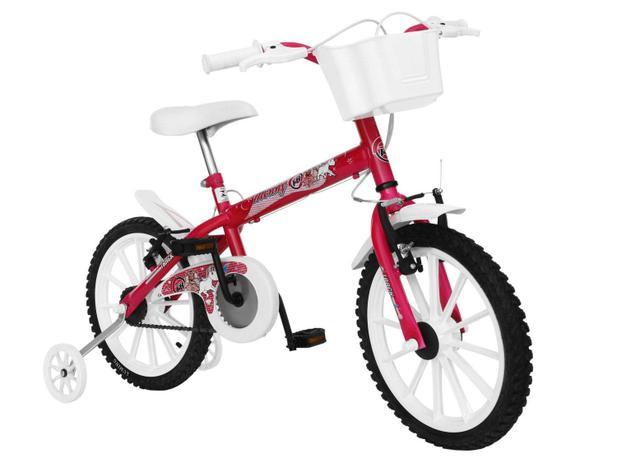2a8d8e4ab Bicicleta Infantil Track Bikes Monny Neon Aro 16 - Freio V-brake ...