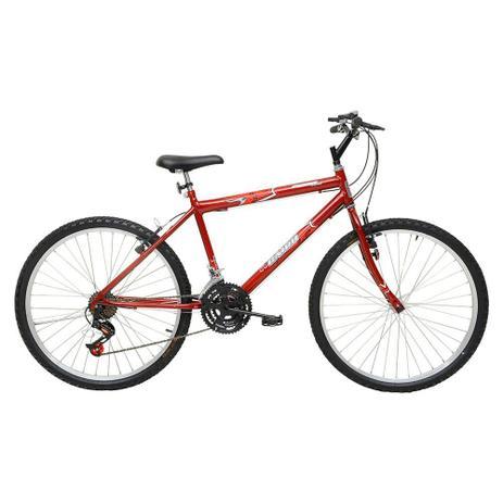 Imagem de Bicicleta Masculina Aro 26 21 Marchas Flash Pop Bike - 310918