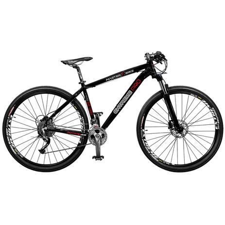 4341a2e4c Bicicleta Masculina Extreme Pro 27 Marchas Aro 29 Preta Master Bike ...