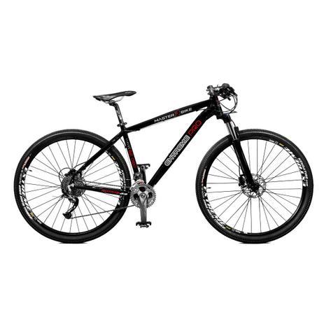 323b8f5d6 Bicicleta Master Bike Aro 29 Extreme Pro Freio Hidráulico 27 V Preto ...