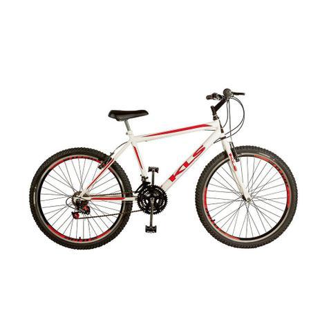 Imagem de Bicicleta Mtb Kls Sport Gold Aro 26 Freio V-Brake 21 Marchas