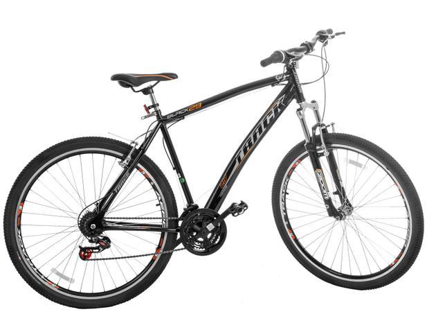 Bicicleta Track Bikes Black Aro 29 21 Marchas - Freio V-Brake
