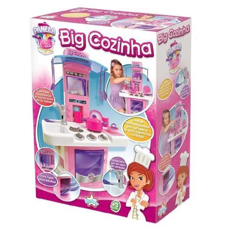 Imagem de Big Cozinha Infantil Completa - Big Star