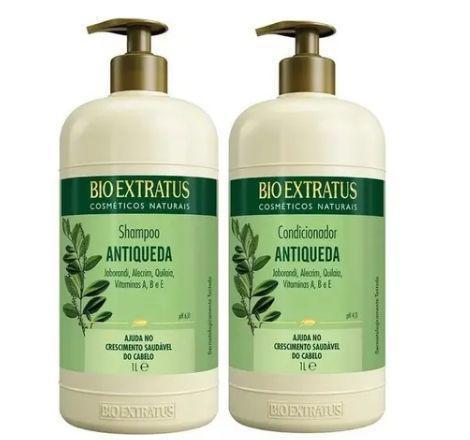 Bio Extratus Jaborandi Duo (Shampoo + Cond 1L) - Bioextratus