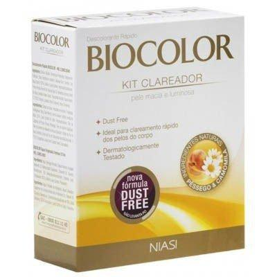 Imagem de Biocolor Kit Clareador Descolorante 20g (Kit C/06)