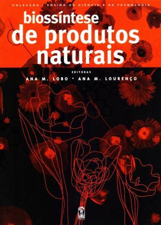 Imagem de Biossíntese de Produtos Naturais - Ist press