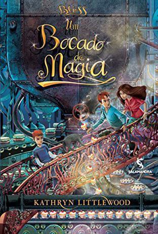 Imagem de Bliss, v.3 - um bocado de magia - Salamandra