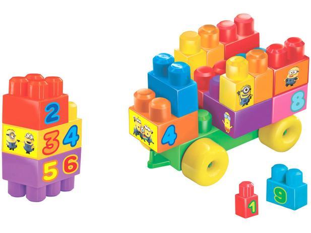 Blocos De Montar Meu Malvado Favorito Blocos Fun Lider Brinquedos