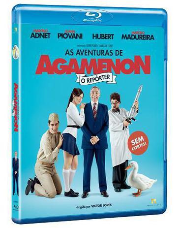 Imagem de Blu-Ray - As Aventuras de Agamenon