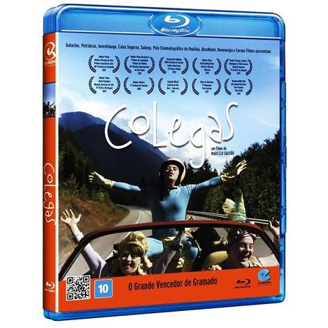 Imagem de Blu-Ray - Colegas