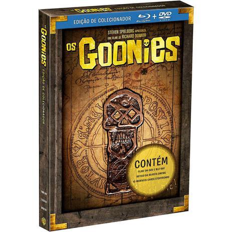 Imagem de Blu-Ray + DVD - Os Goonies - Edição De Colecionador