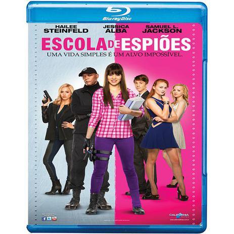 Imagem de Blu-Ray - Escola de Espiões