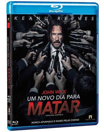 Imagem de Blu-Ray - John Wick: Um Novo Dia Para Matar