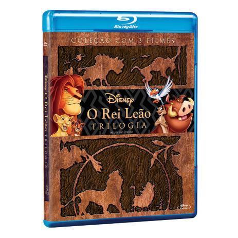 Imagem de Blu-ray - O Rei Leão - Coleção com 3 Filmes