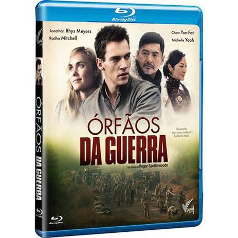 Imagem de Blu-Ray Órfãos da Guerra