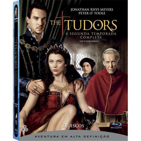 Imagem de Blu-ray The Tudors Segunda Temporada Completa