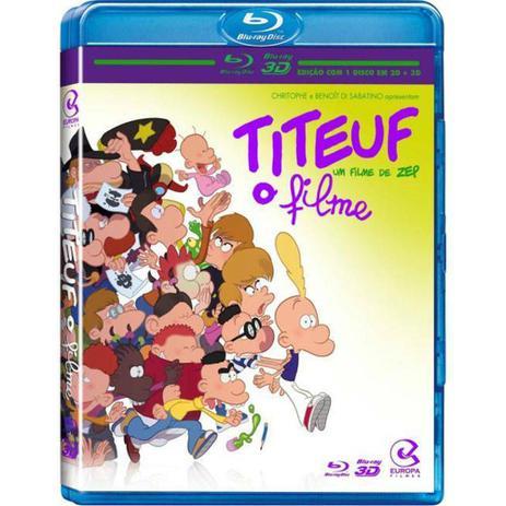 Imagem de Blu-Ray Titeuf O Filme