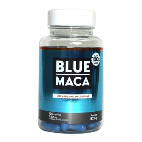 Imagem de Blue Maca - Maca Peruana com 120 Cápsulas - Pura Premium e Sem Misturas