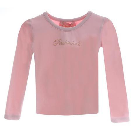 62d8f45cb2 Blusa Basica Malha Light - Pituchinhus - Moda para Bebês - Magazine ...