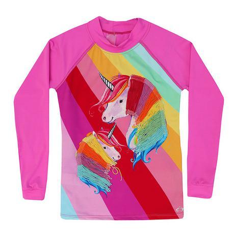 Blusa Kids Leticia Estampa Unicórnio - Siri - Camiseta e Blusa ... e96e422c1e5
