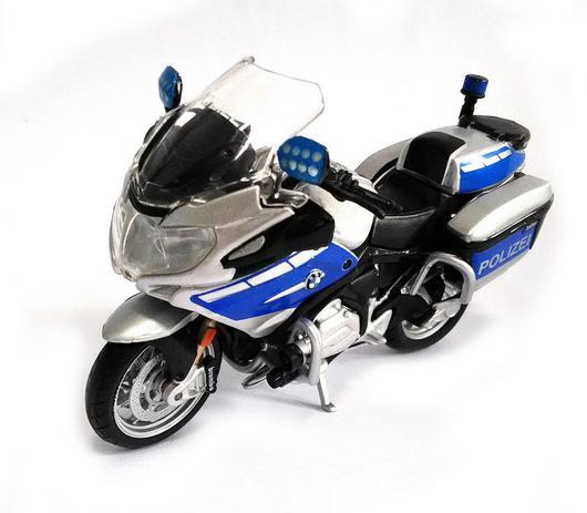 Bmw R 1200 Rt Polizei 1 18 Burago