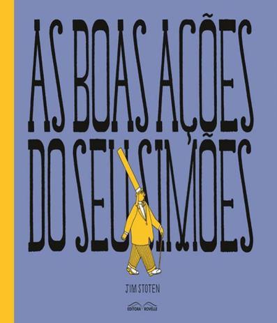 Imagem de Boas Acoes Do Seu Simoes, As - Rovelle