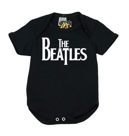 Imagem de Body Banda de Rock 100% Algodão The Beatles