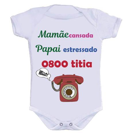 d14aaca50 Body Divertido - 0800 Titia - Kalundu kids - Roupas Infantis ...