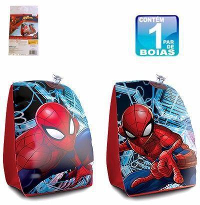 Imagem de Boia Braço Homem Aranha Inflável Infantil Spiderman