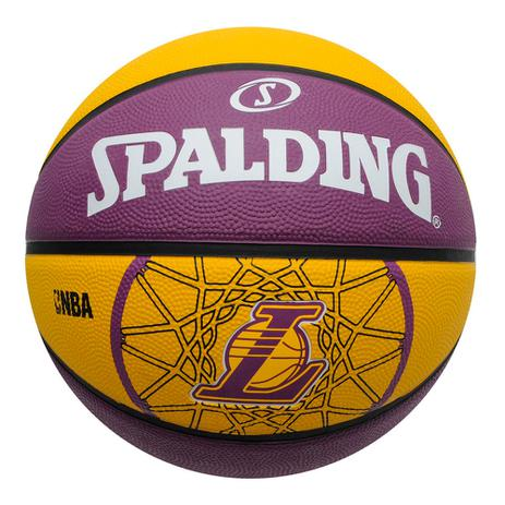 584172db7a878 Bola Basquete Spalding Nba Lakers - Bola de Basquete - Magazine Luiza