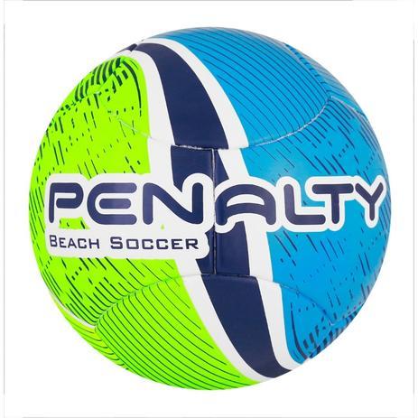 cb1ab949ff1c5 Bola Beach Soccer Fusion VII Penalty - Bolas - Magazine Luiza