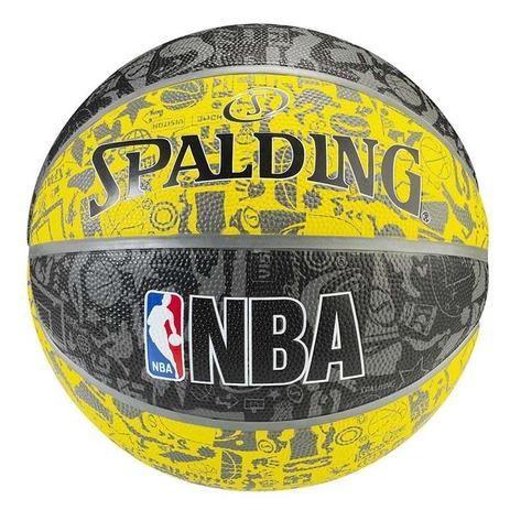 7b7c24d464c50 Bola de Basquete NBA Graffiti N7 Spalding - Bola de Basquete ...