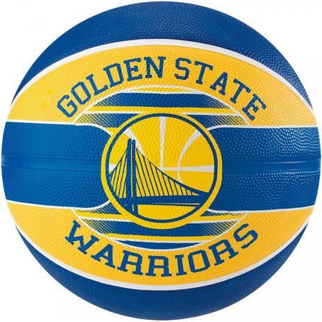 Bola de Basquete Spalding NBA Golden State Warriors Team - Bola de ... c52e4838e390d