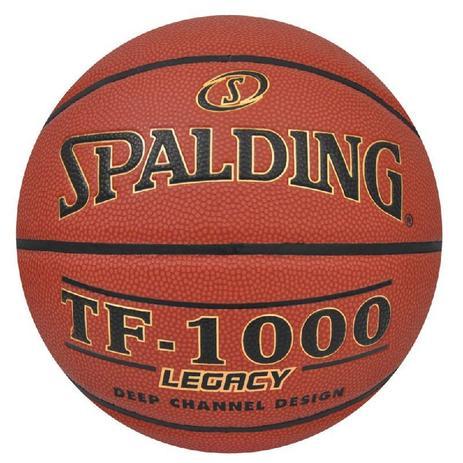 Bola de Basquete Spalding TF-1000 Legacy - Bola de Basquete ... 0469d1ba661ba