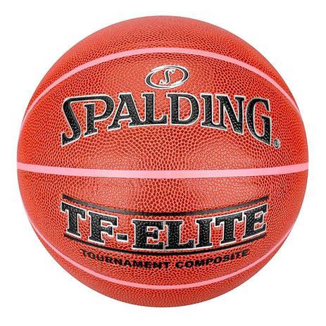 84fc7ca1a Bola De Basquete Spalding Tf Elite Tamanho 6 Feminino - Bola de ...