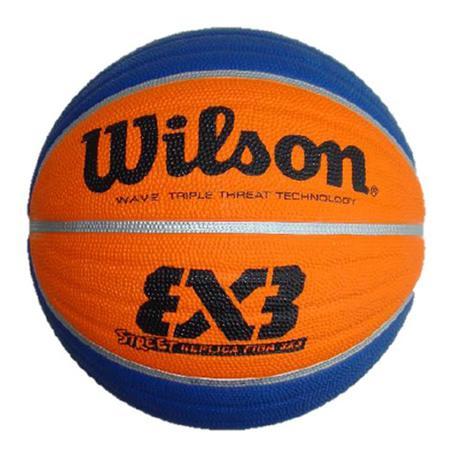 Bola de Basquete Street Replica FIBA 3X3 WTB1035XB Wilson - Bola de ... fff0f7864a7dd