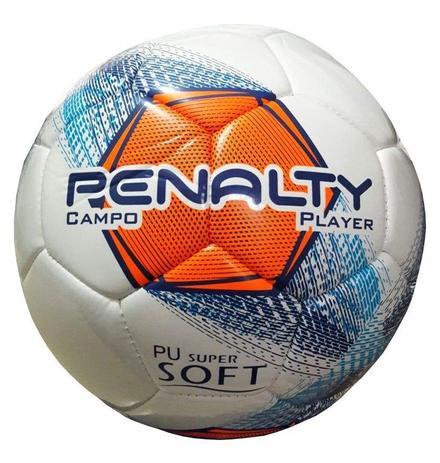 Bola de Campo Player Pu Soft C C VIII - Penalty - Bolas - Magazine Luiza 9d87473b03eda