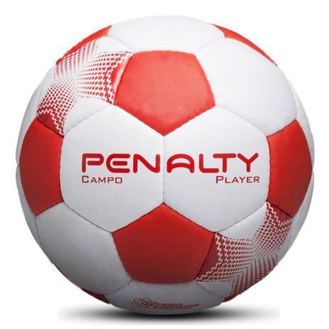 8396e1b6d Bola de Campo Player VII - Penalty - Bolas - Magazine Luiza