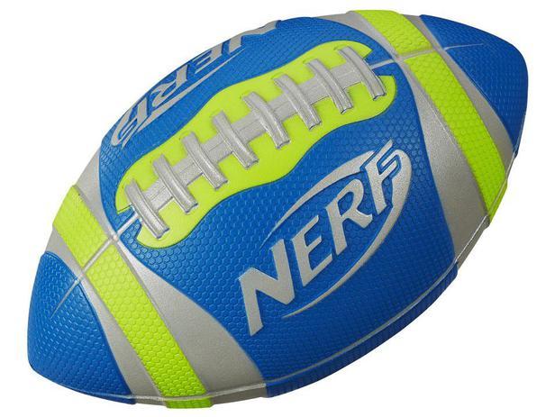 dc6720b21a Bola de Futebol Americano - Nerf Sports Pro Grip Football Hasbro A0357 A0358
