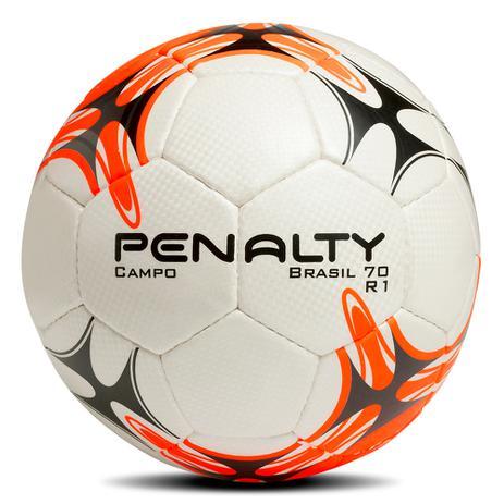 91c95d378d Bola De Futebol De Campo Penalty Brasil 70 R1 - Bolas - Magazine Luiza