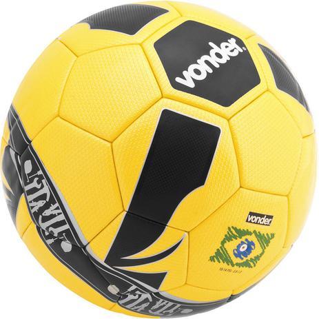 3de45165f3 Bola de futebol oficial amarela - Vonder - Bolas - Magazine Luiza