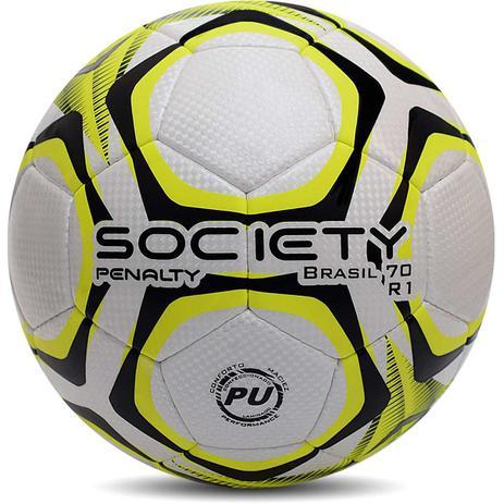 d155679313be9 Bola de Futebol Society Brasil 70 R1 BC-AM-PT - Penalty - Bolas ...