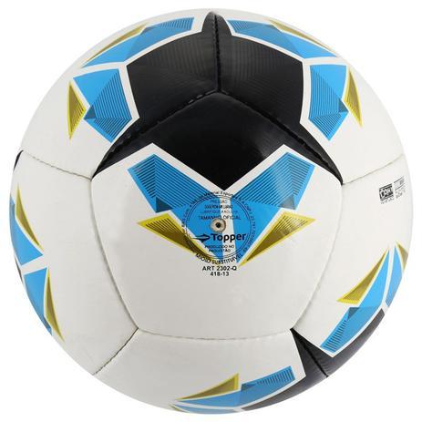 Bola de Futebol Society Topper Seleção IV - Futebol - Magazine Luiza 56c6b250c9730