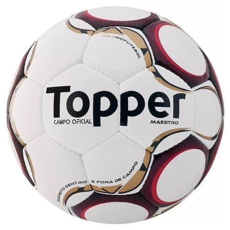 Bola de Futebol Topper Campo Maestro TD1 - Bolas - Magazine Luiza 6134d2855c95d
