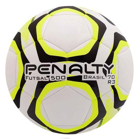 d3c5bda38 Bola de Futsal - Brasil 70 - R3 IX - Penalty - Bolas - Magazine Luiza
