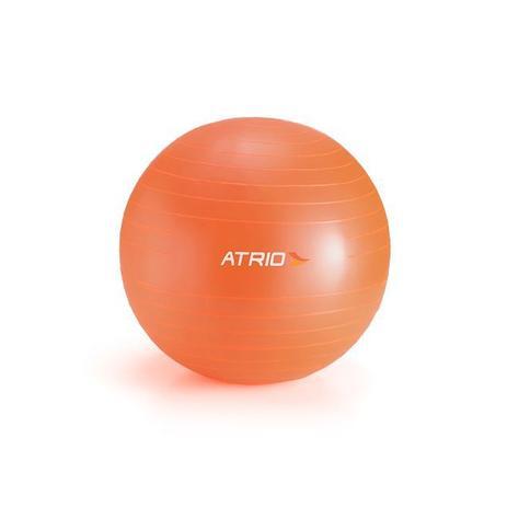 Imagem de Bola de Ginástica 55cm de Diâmetro Material PVC Laranja Atrio - ES118 - Padrão